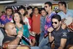 Vishal-Shekhar, Farah Khan, Shirish Kunder, Katrina Kaif, Ronnie Screwvala, Bhushan Kumar and Akshay Kumar