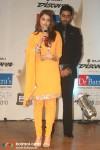 Aishwarya, Abhishek Bachchan At 'Positive Health Awards 2010'