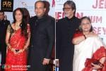 Sunita Gowariker, Ashutosh Gowariker, Amitabh Bachchan, Jaya Bachchan