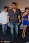 Kumar Mangat Pathak, Ajay Devgn, Shazahn Padamsee