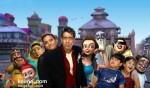 Ajay Devgan, Kajol, Ameya Pandy, Chinky Jaiswal