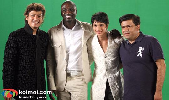 Aadesh Shrivastava, Akon, Avitesh Shrivastava, Umesh Chug