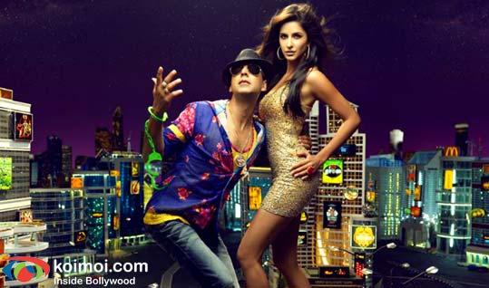 Akshay Kuamr, Katrina Kaif (Tees Maar Khan Movie Still)