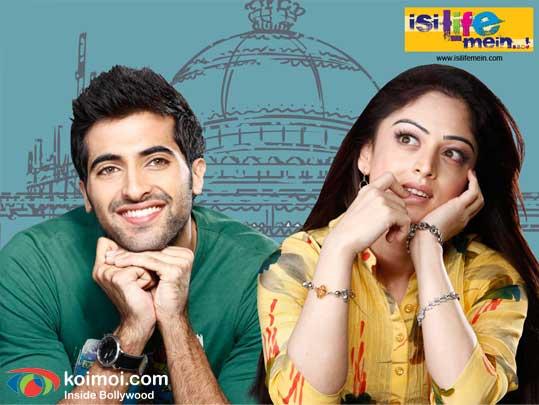 Akshay Oberoi, Sandeepa Dhar (Isi Life Mein...! Movie Still)