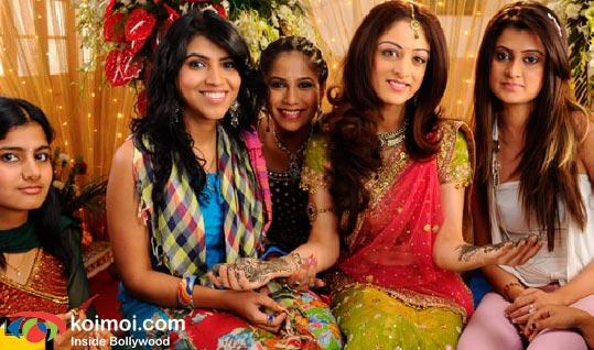 Sandeepa Dhar (Isi Life Mein...! Movie Still)