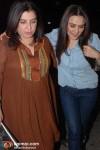 Farah Khan, Preity Zinta