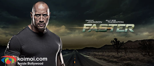 Faster Review (Faster Movie Poster)