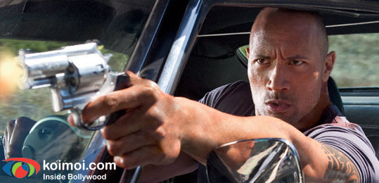 Faster Review (Faster Movie Still)
