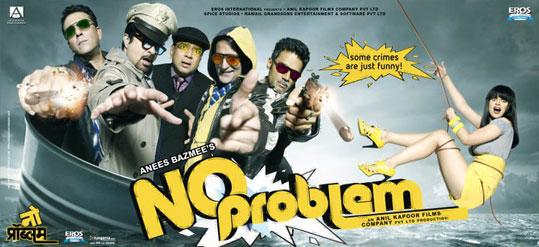 No Problem Review (No Problem Movie Poster)