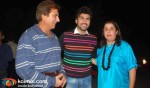Raj Babbar, Arya Babbar, Farah Khan