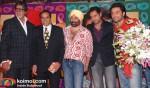 Amitabh Bachchan, Dharmendra, Sunny Deol, Abhay Deol, Bobby Deol.