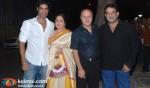 Sikander Kher, Kirron Kher, Anupam Kher