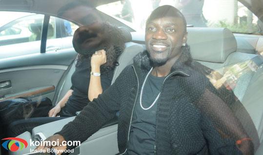 Akon, Vidya Balan, Anil Kapoor