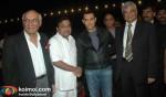 Yash Chopra, R. R. Patil, Aamir Khan