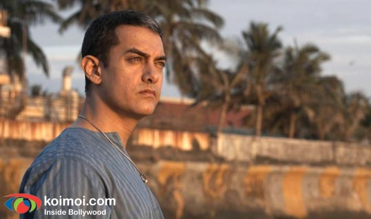 Aamir Khan (Dhobi Ghat Movie Stills)