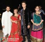 Aamir Khan, Avantika Mailk, Imran Khan, Kiran Rao