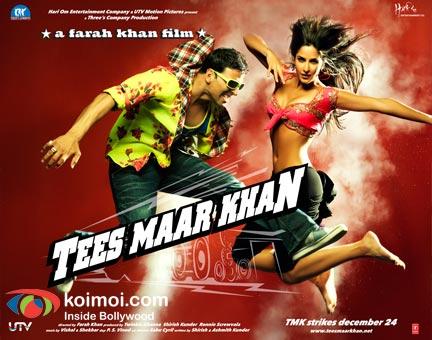 Akshay Kumar, Katrina Kaif (Tees Maar Khan Wallpaper)