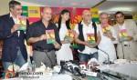 Anupam Kher, Katrina Kaif, Pritish Nandy, Gulzar, Chetan Bhagat