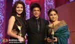 Anushka Sharma, Shah Rukh Khan, Vidya Balan