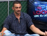 Arunoday Singh (UTV Bindass Love Lockup Prashant-Rishina Episode Still)