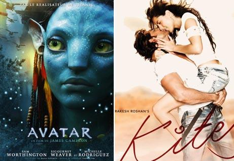 Avatat Movie Poster, Kites Movie Poster
