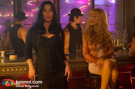 Burlesque Movie Stills
