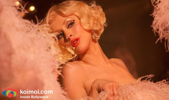 Burlesque Movie Stills