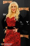 Burlesque Movie Premiere Stills