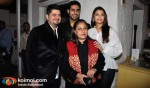 Dabboo Ratnani, Abhishek Bachchan, Jaya Bachchan, Aishwarya Rai
