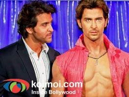 Hrithik Roshan Gets Wax Statue At Madame Tussauds