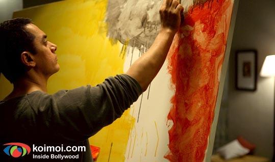 Aamir Khan (Dhobi Ghat Movie Stills)