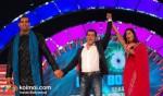 Khali, Salman Khan, Shweta Tiwari