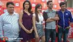 Kumar Mangat Pathak, Shraddha Das, Shazahn Padamsee, Ajay Devgan, Madhur Bhandarkar