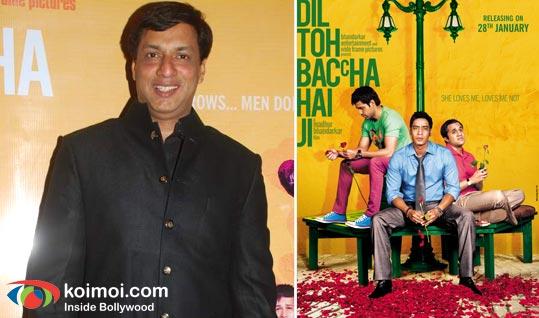 Madhur Bhandarkar, Dil Toh Baccha Hai Ji Movie Poster
