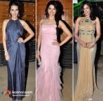 Neha Dhupia, Prachi Desai, Sameera Reddy