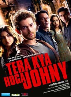 Tera Kya Hoga Johny Movie Poster