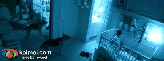 Paranormal Activity 2 Preivew (Paranormal Activity 2 Movie Still)