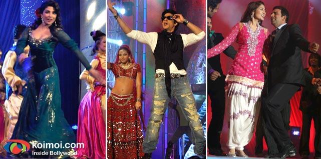 Priyanka Chopra, Shah Rukh Khan, Anushka Sharma, Akshay Kumar