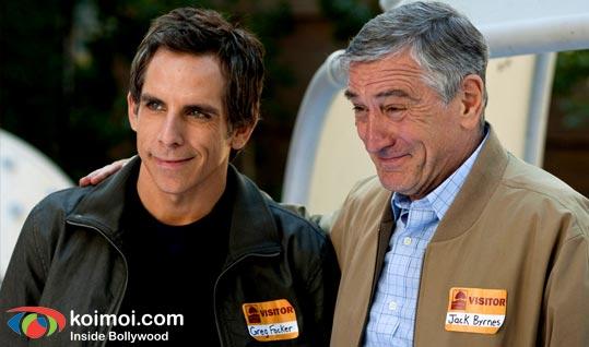Ben Stiller and Robert De Niro in a still from 'Little Fockers'