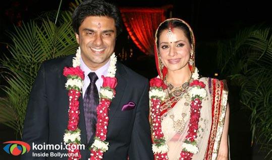 Samir Soni, Neelam Kothari's Honeymoon Plans