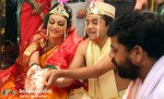 Shraddha Das, Omi Vaidya