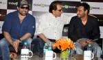 Sunny Deol, Dharmendra, Ajay Devgan