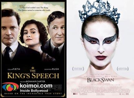 The King's Speech, Black Swan Dominate BAFTA Nominations
