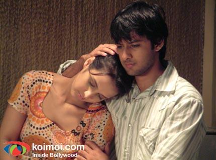 Tulip Joshi, Vatsal Sheth (Hostel Movie Stills)