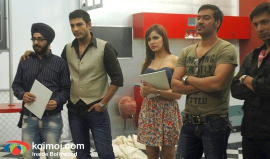 UTV Bindass Love Lockup Arshdeep-Minakshi Still