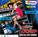 UTV Bindass - Love Lockup Love Ka Last Chance Posters
