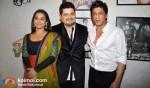 Vidya Balan, Dabboo Ratnani, Shah Rukh Khan