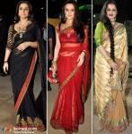 Vidya Balan, Preity Zinta, Rekha