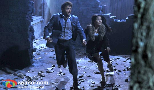 Vikram Bhatt's Haunted - India's First Stereoscopic 3D Film