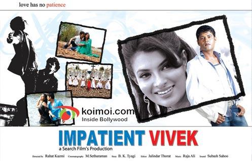 Impatient Vivek Review By Komal Nahta (Impatient Vivek Movie Wallpaper)